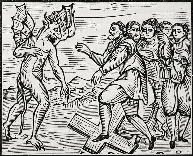 Resultado de imagen para satanic ritual engraving